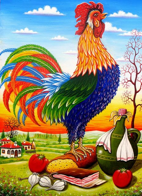 1000+ images about Naive art on Pinterest.