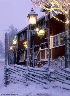 Rättvik, Sweden.