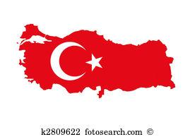 Türkei Stock Illustration. 2.741 türkei Clip Art Bilder und.