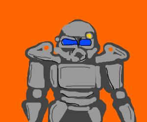 45 Power Armor.