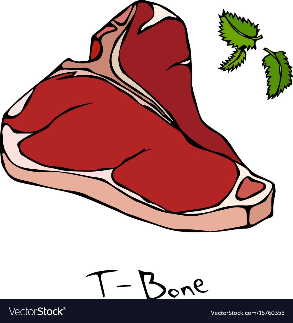 T bone steak clipart 4 » Clipart Station.