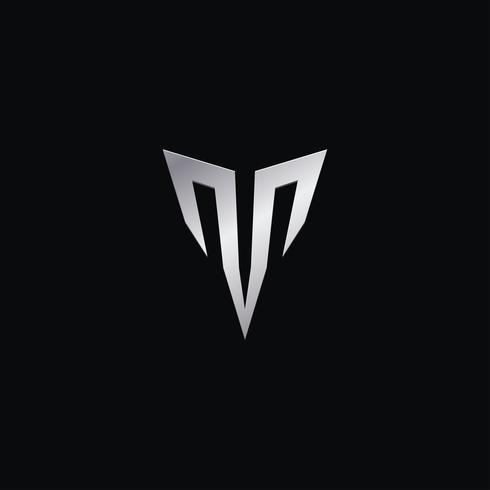 Creative Luxury Letter T Logo concept design.