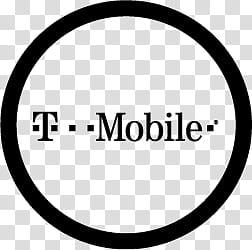 MetroStation, T Mobile logo transparent background PNG.