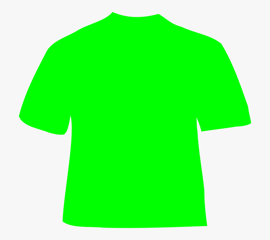 Shirt Clipart Neon Shirt.