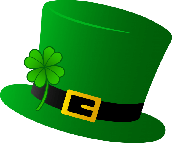 St. Patrick's Day Clip Art 2017 Free Download.