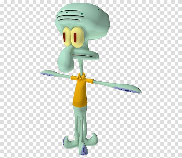 Squidward Tentacles SpongeBob SquarePants: Lights, Camera.