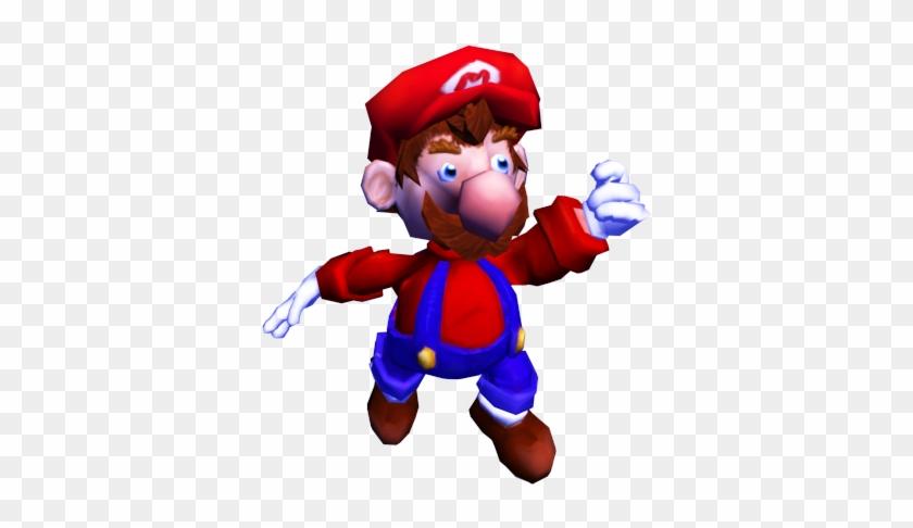 Mario T Pose Transparent, HD Png Download.