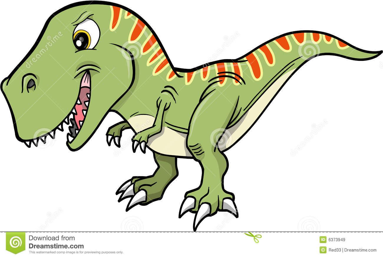 Tyrannosaurus rex clipart #11