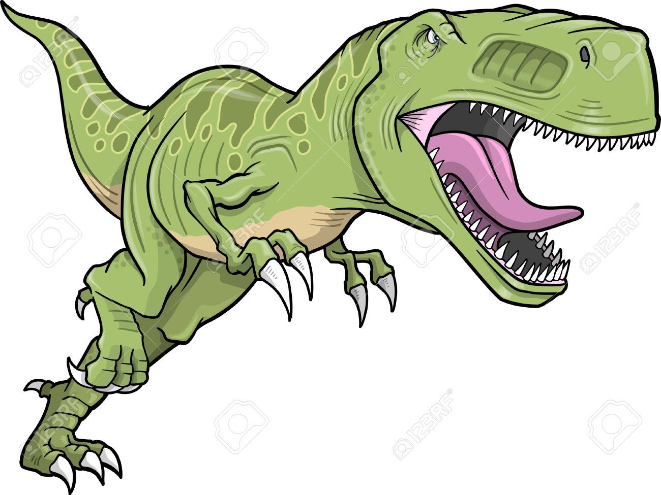 Image result for t rex illustration.