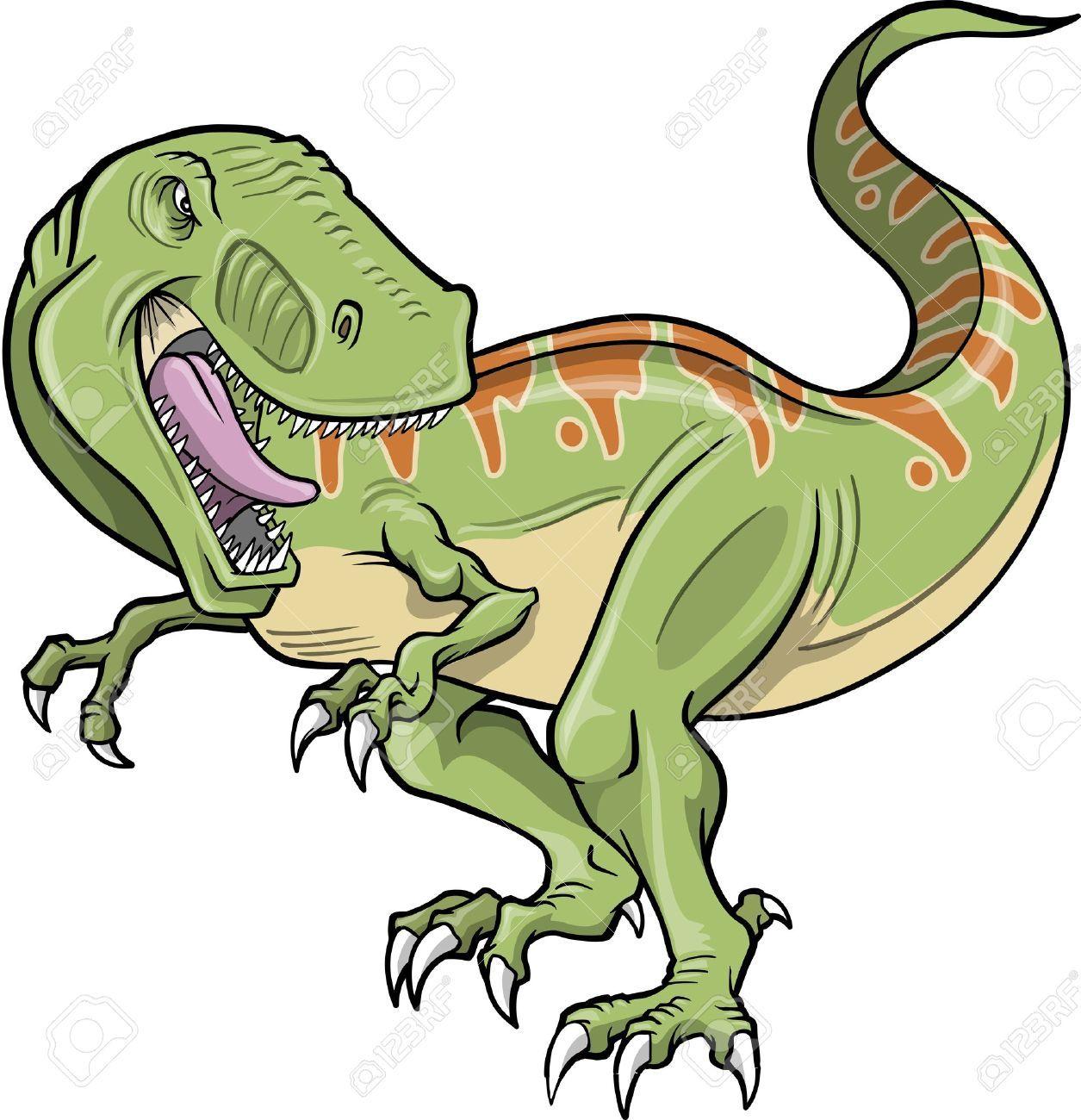T rex dinosaurs clipart 6 » Clipart Portal.