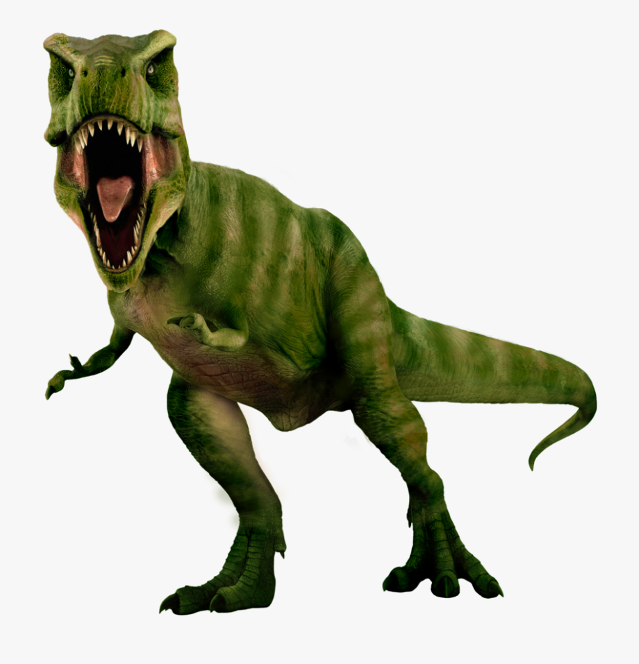 Trex Png Green.
