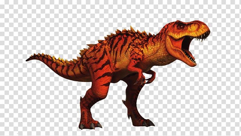 Tyrannosaurus Rex, Lego Jurassic World Spinosaurus.