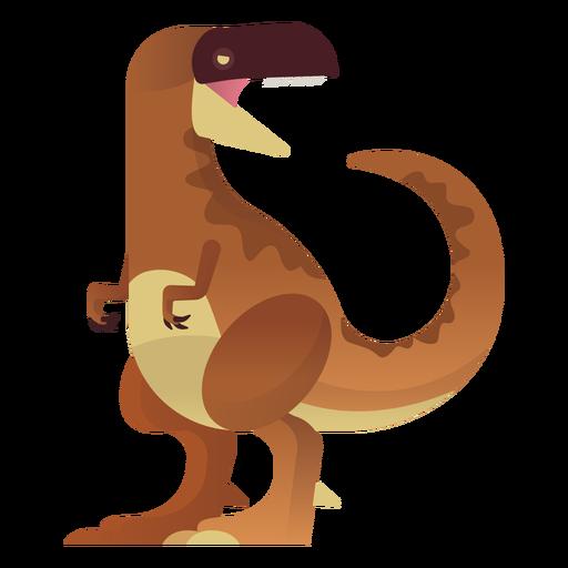 Dinosaur t rex vector.