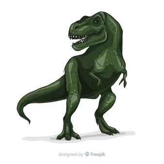 Tyrannosaurus Rex Vectors, Photos and PSD files.