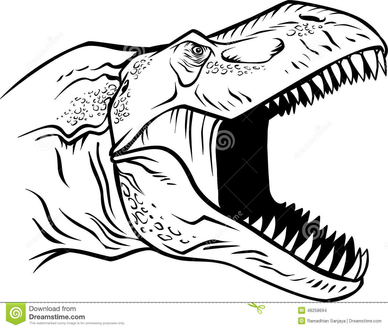 t rex with open mouth clipart 20 free cliparts  download