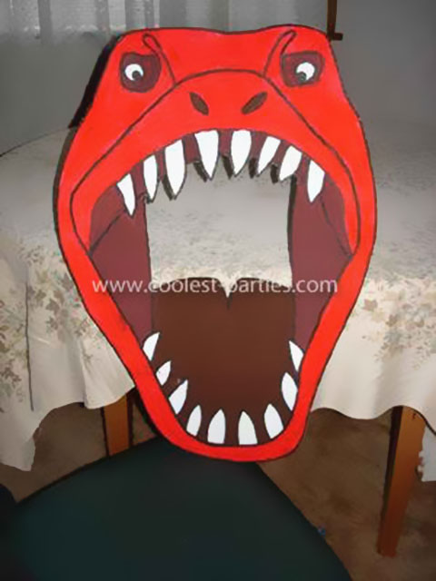 T Rex With Open Mouth Clipart Clipground