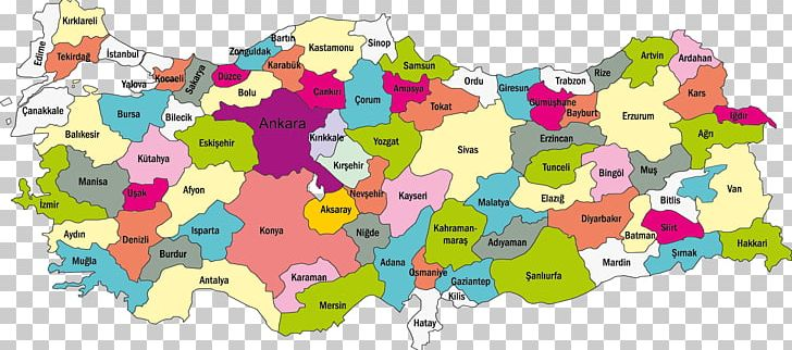 Istanbul World Map Provinces Of Turkey Geography PNG.