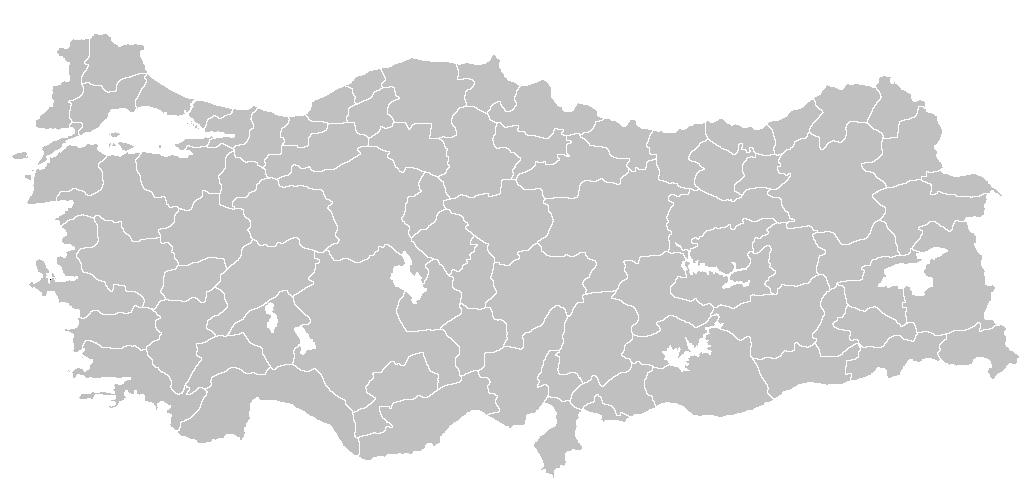 Türkiye haritasi png » PNG Image.