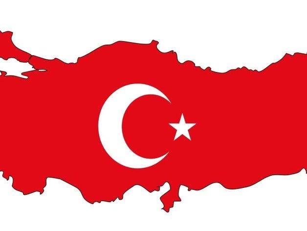 Türkiye Haritası by yusuf46.