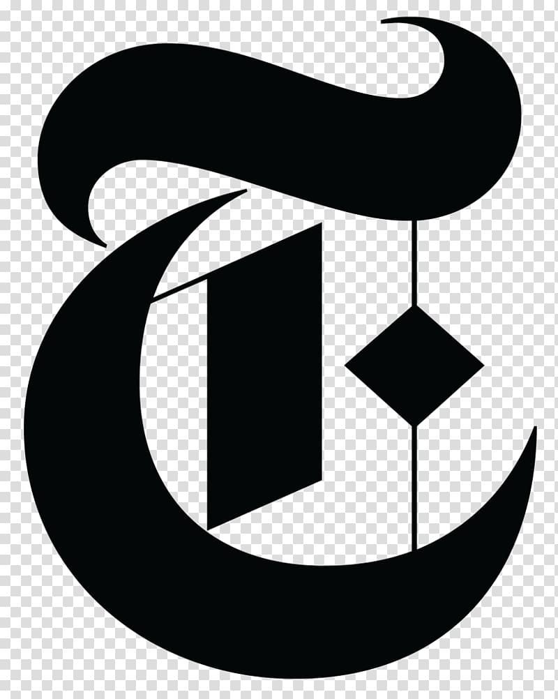 New York City The New York Times Company Logo Newspaper.