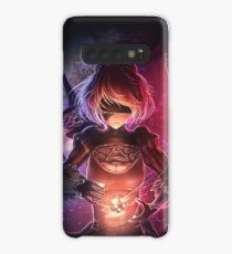 Cleavage cases for Samsung Galaxy.