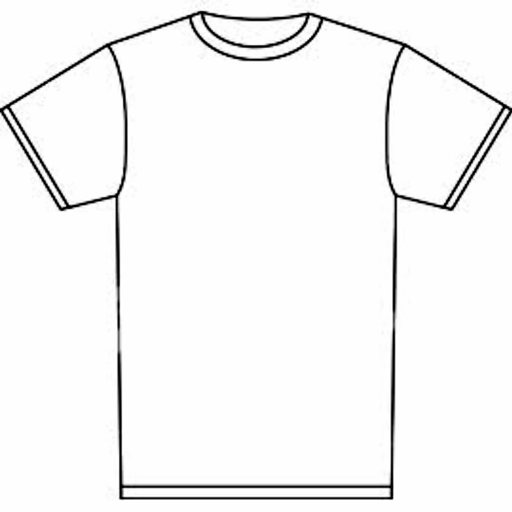 Free T Shirt Template Printable, Download Free Clip Art.