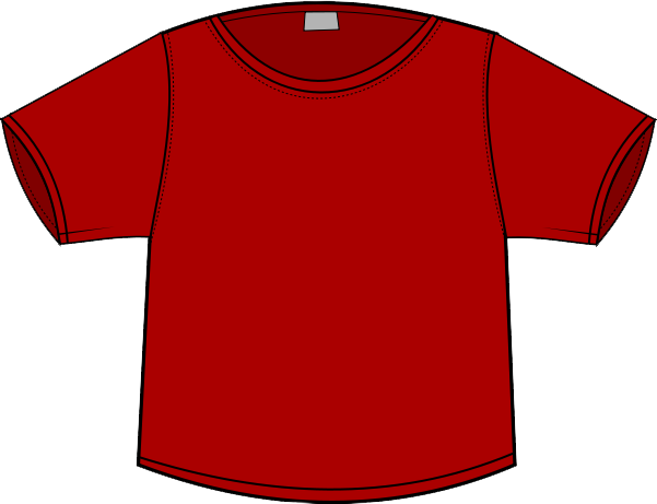 T shirt shirt free shirt art clipart clipartcow.