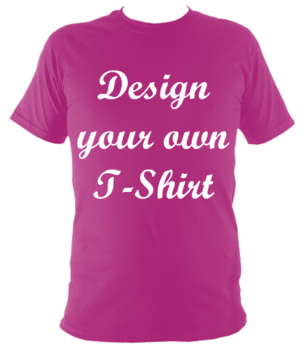Design your own T.