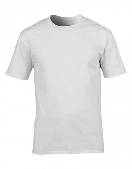 Plain White T Shirt Front And Back Png.