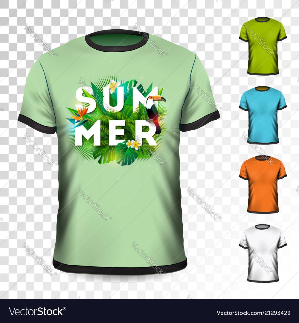 Summer holiday t.