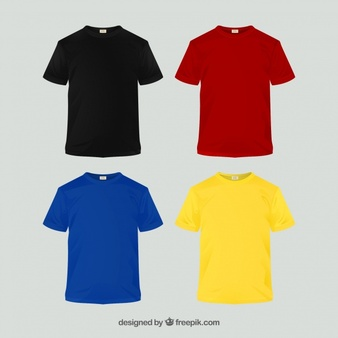 T Shirt Vectors, Photos and PSD files.