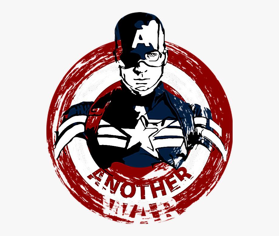 Captainamerica Sticker.