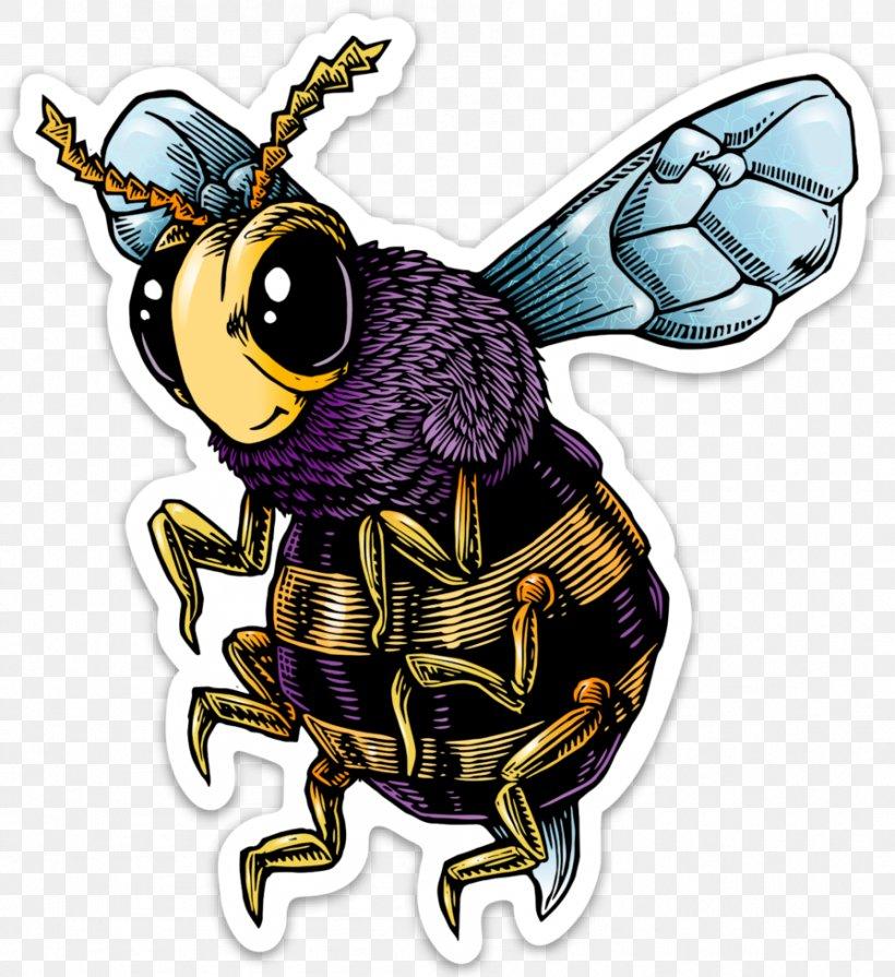 Sticker Bumblebee T.