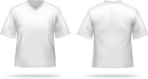 V neck t shirt template free vector download (19,013 Free.