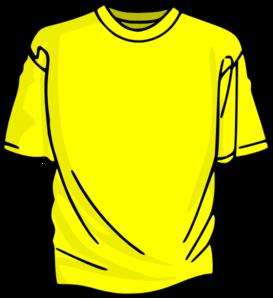 T shirts clip art.
