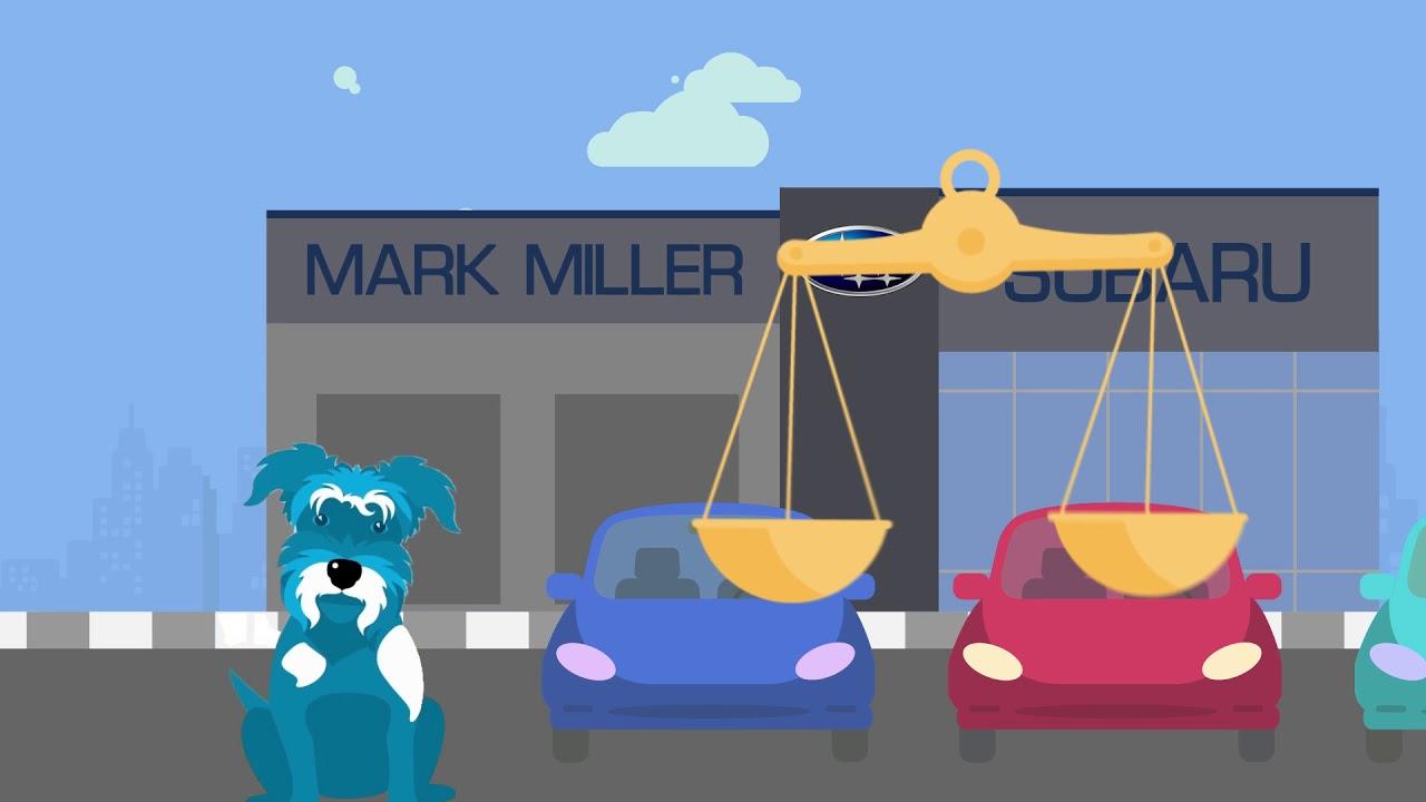 Mark Miller Subaru South Towne.