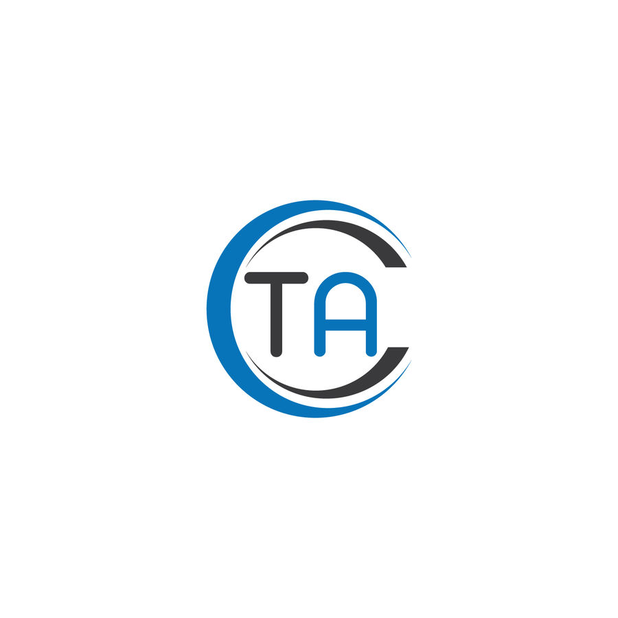 Entry #227 by FarukRaj24 for Design a Logo for TA.