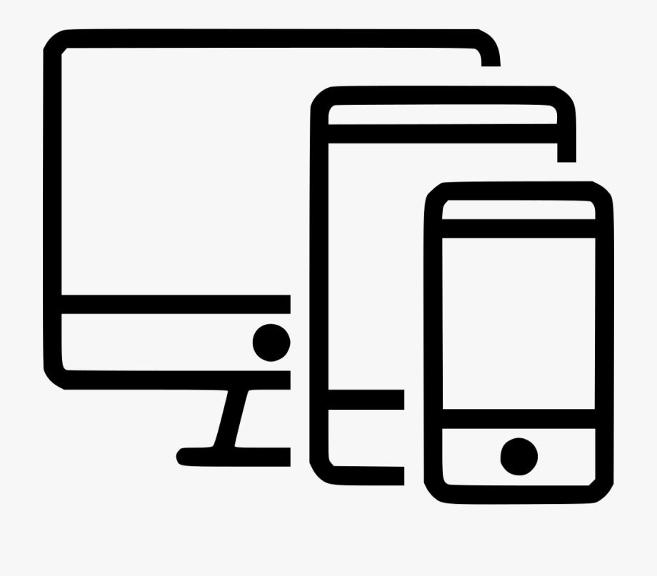Laptop Clipart Smartphone Tablet.