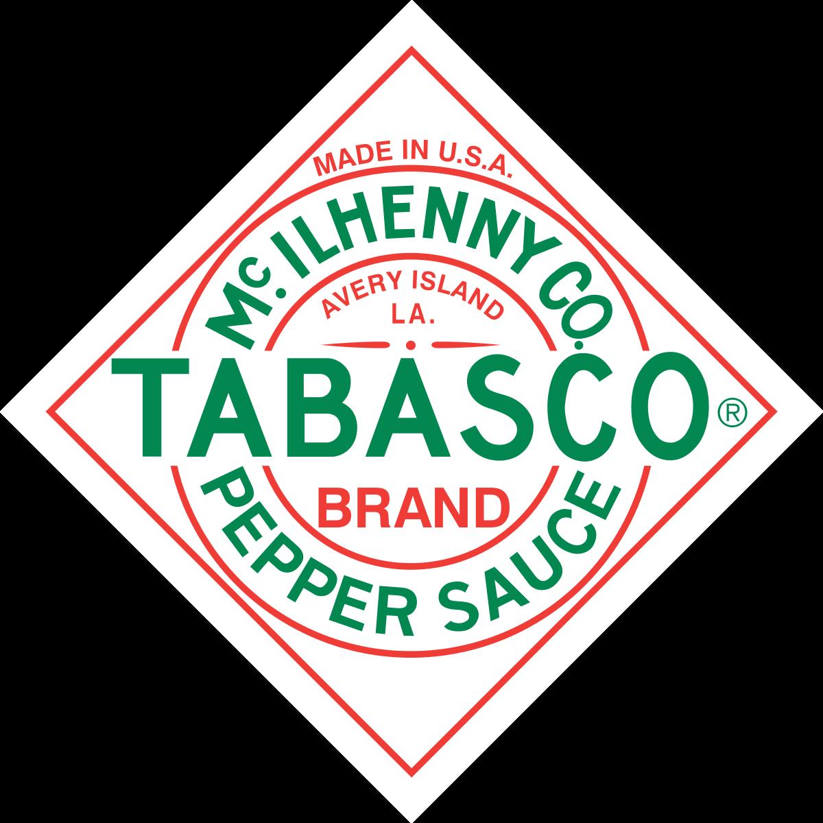 Tabasco sauce.