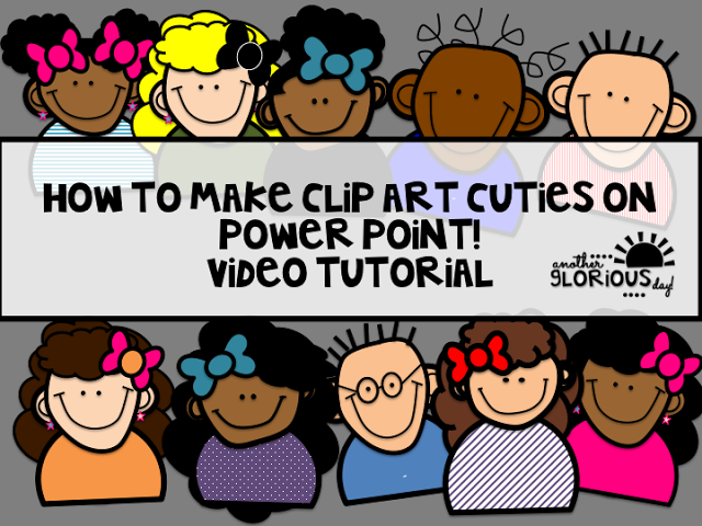 How to Make Clip Art on Power Point! (Video Tutorial) (Mrs. Tabb.