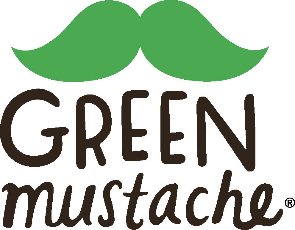 Mustache Graphic.