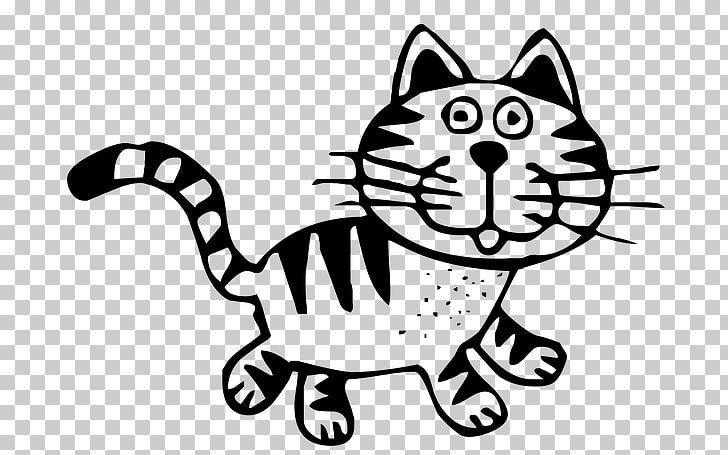 Tabby cat Drawing , Cat PNG clipart.