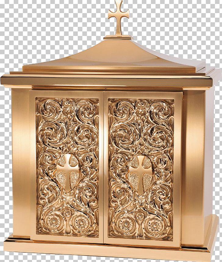 Church Tabernacle Sacramentstoren Bronze Laver Altar PNG.
