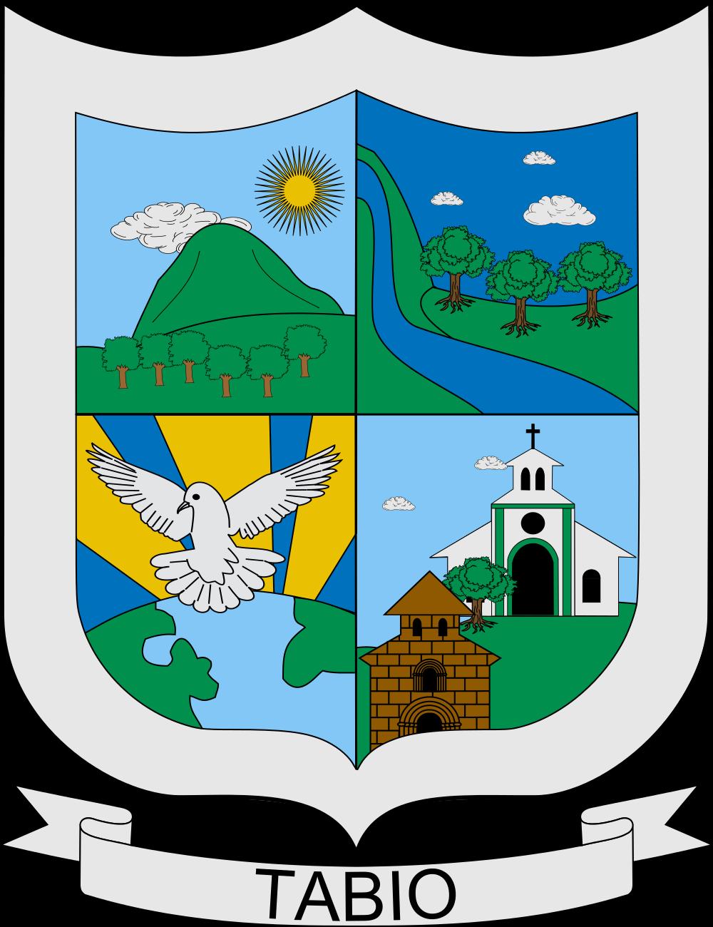 File:Escudo de Tabio.svg.