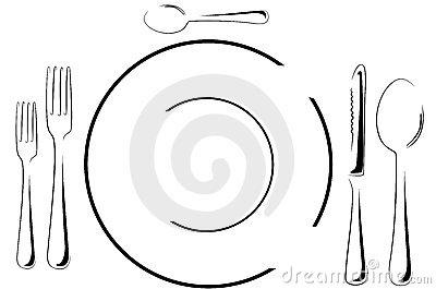 Table Setting. Interesting Table Setting U Les Petites Gourmettes.