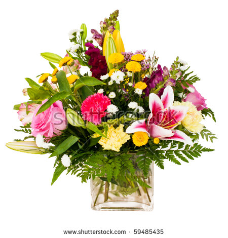 Flower Arrangement Stock Photos, Royalty.