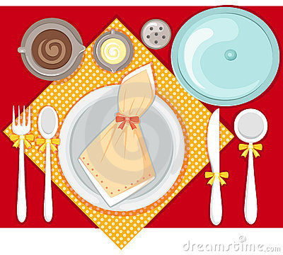 Set Dinner Table. Perfect How To Set A Formal Dinner Table U.