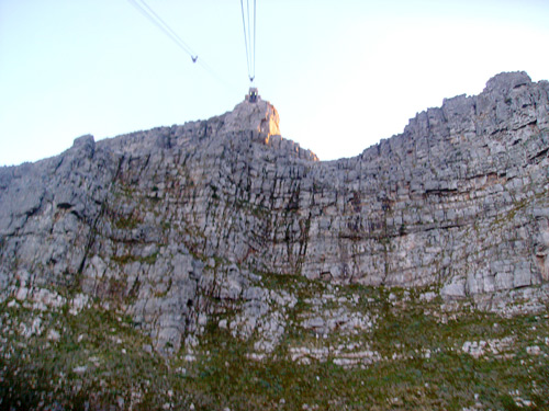 TABLE MOUNTAIN Photographs.