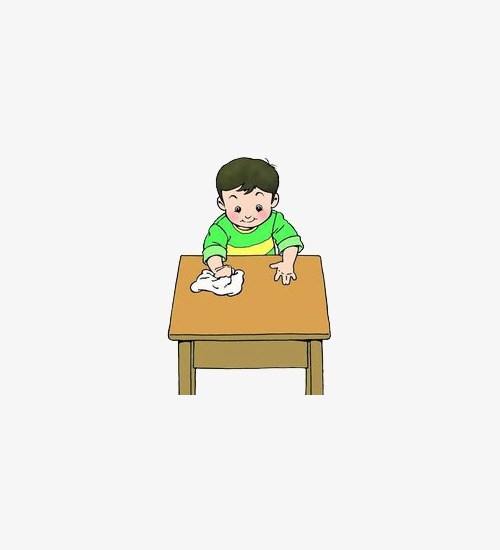 Table cleaner clipart 5 » Clipart Portal.
