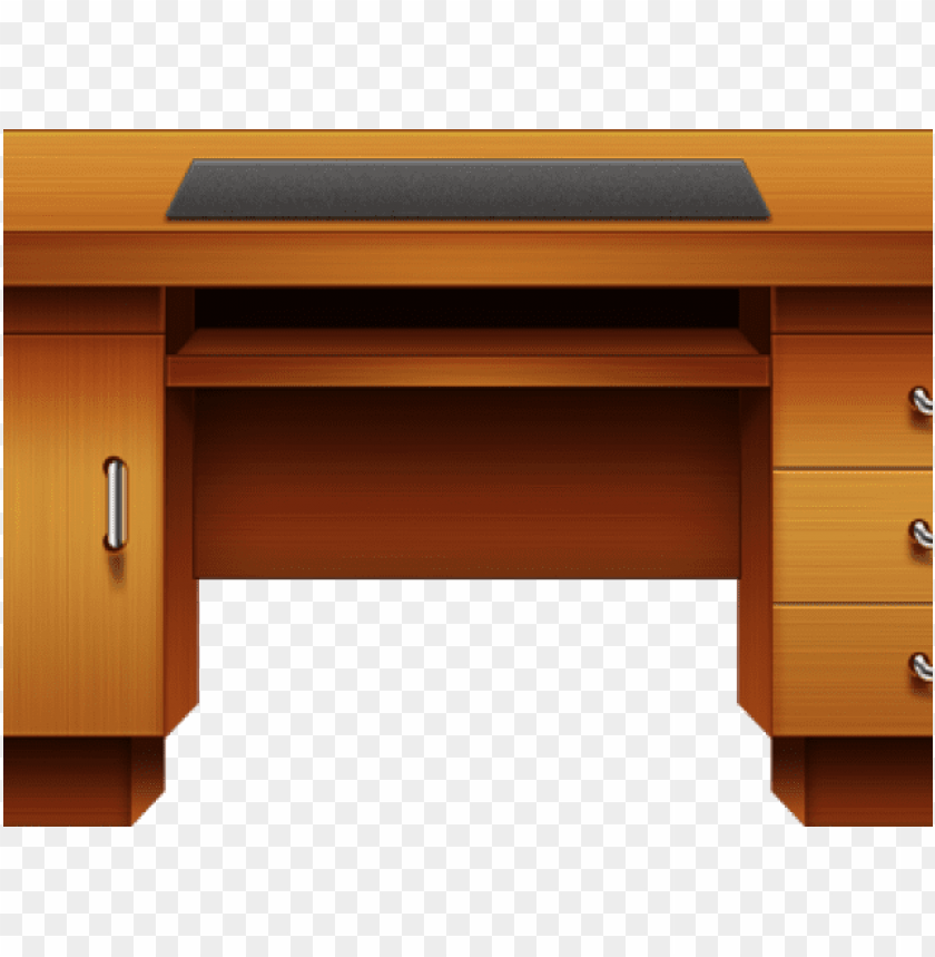 table clipart computer table.